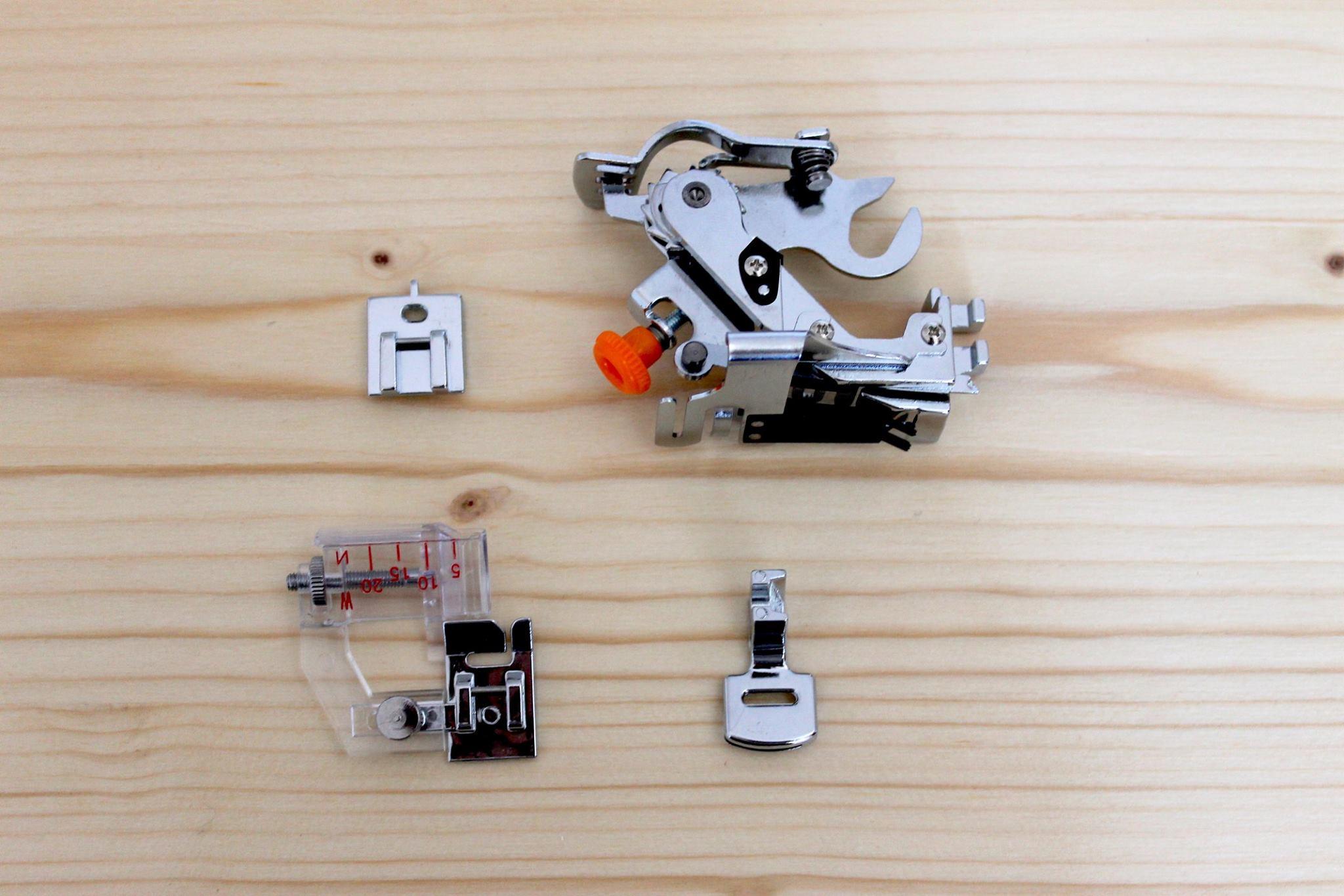 Accessori per rivoluzionare il tuo modo di cucire