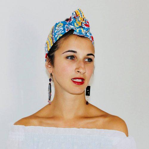 Colourful Hairband